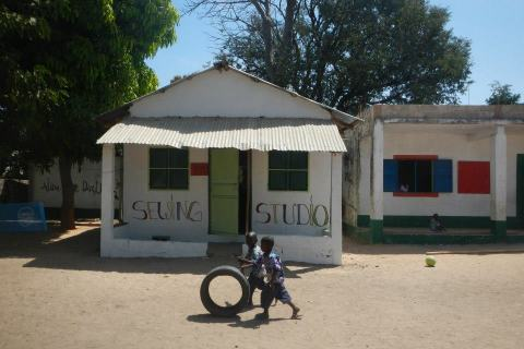 Brufut Education Project - New sewing workshop