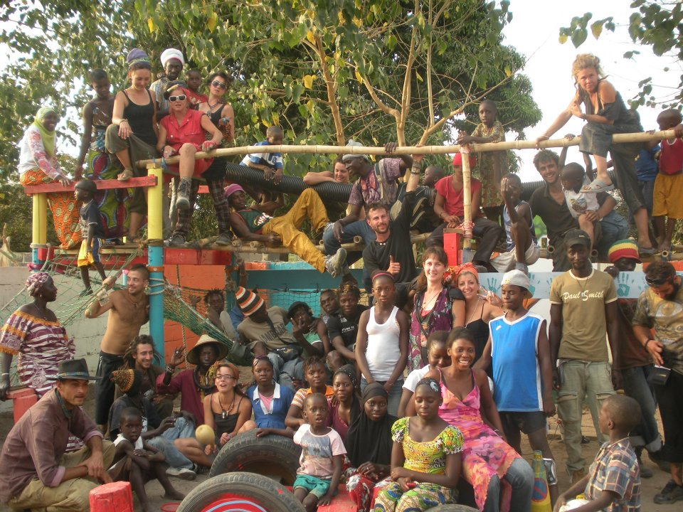 Brufut Education Project photo update March 2012